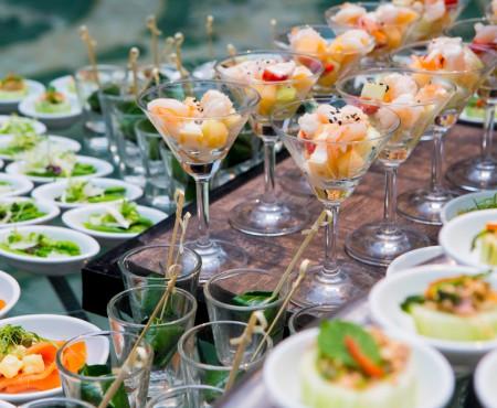 Conférences, cocktails, …